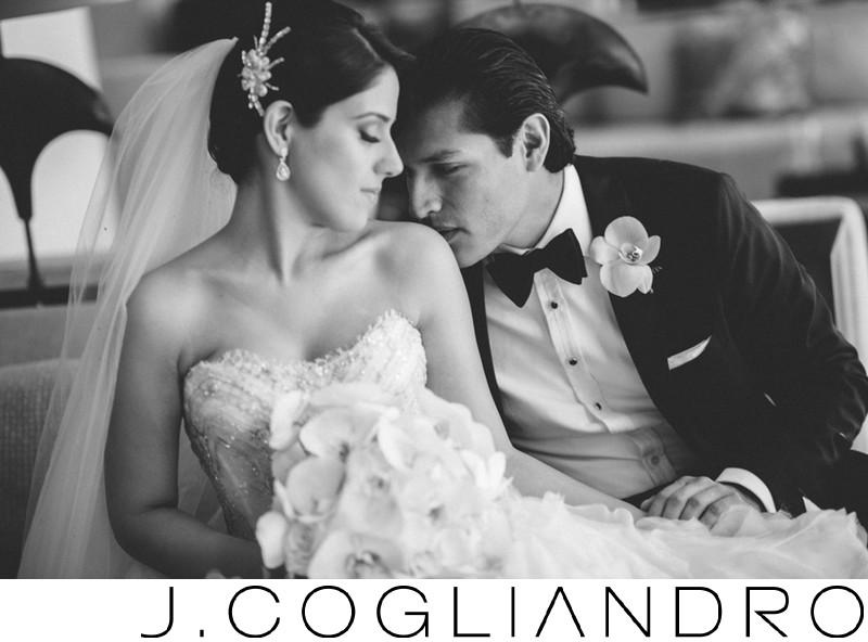 Elegant Fine Art Wedding Photography in Miami