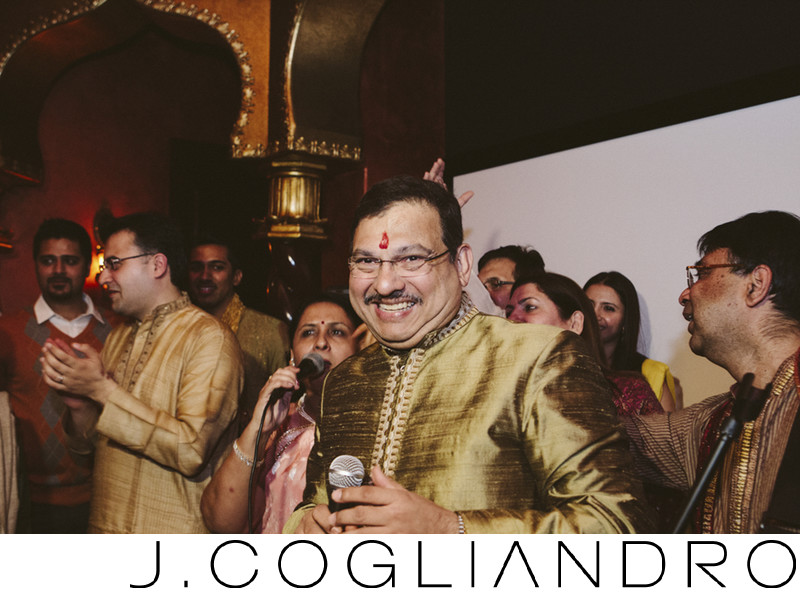 Cheerful Wedding Guests South Asian Weddings in Houston