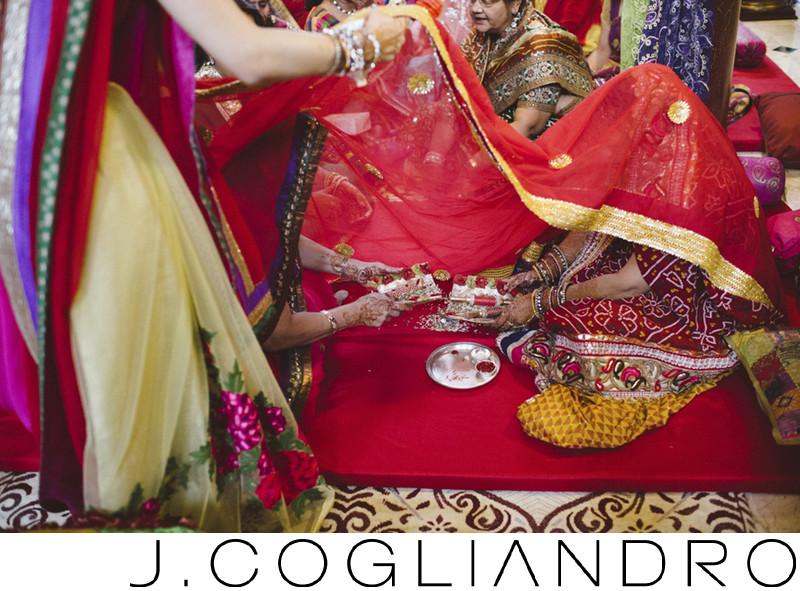 Beautiful Ceremony Indian Wedding Photography Houston