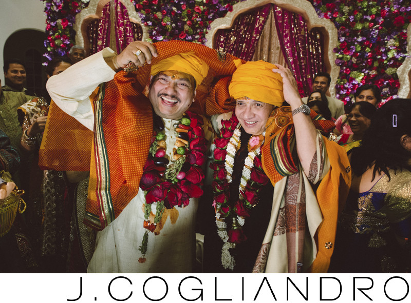 Joyful Wedding Guests with Best Houston Photographer