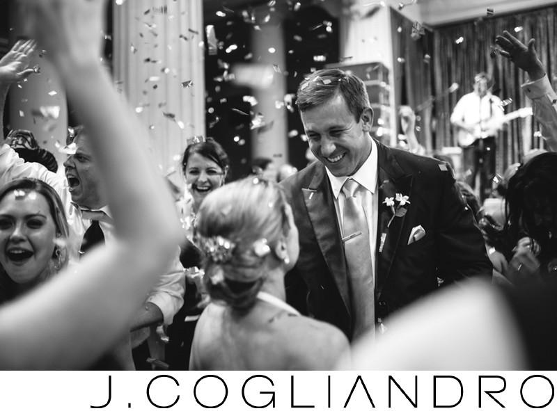 Owen Daniels Wedding at The Corinthian Houston