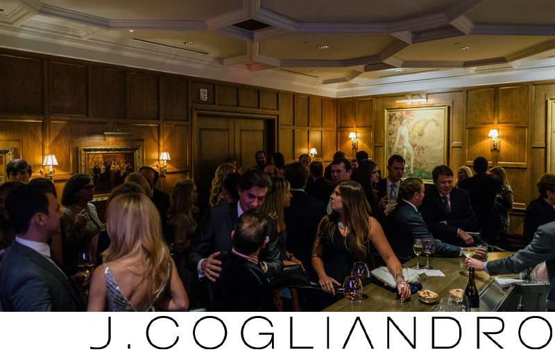 Rehearsal Dinners at Coronado Club in Houston