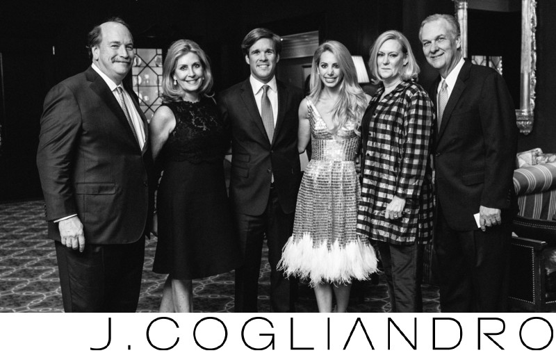 Family Portrait Wedding Photographer in Houston