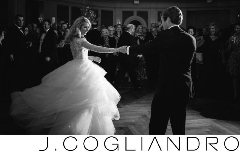 First Dance Fine Art Wedding Photography