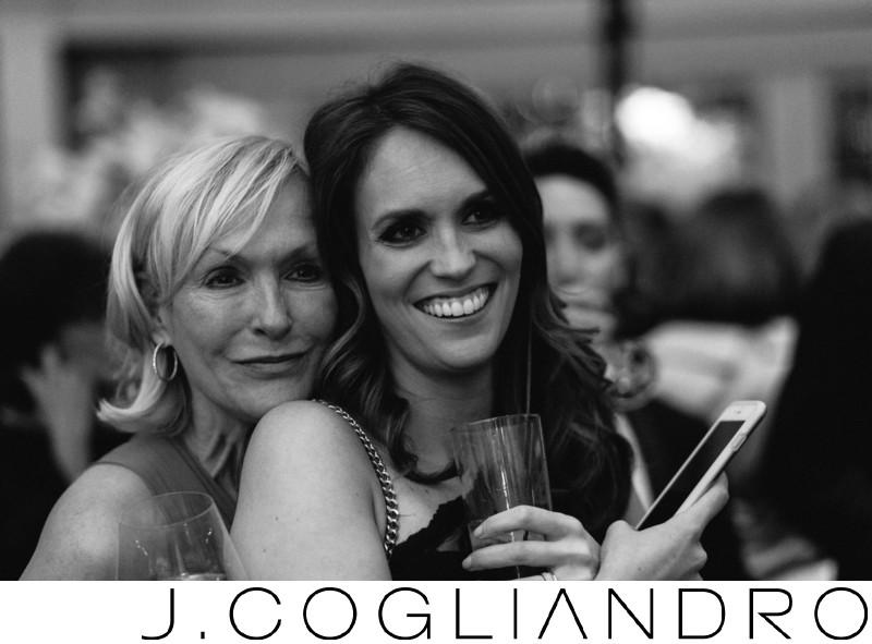 Joyful Wedding Guests Houston Wedding Photographer