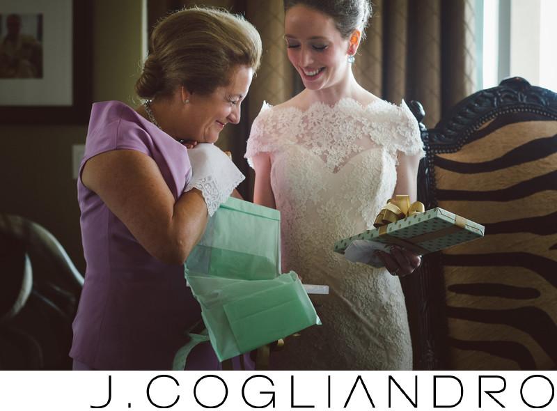 Gifts Exchange Weddings at Hotel Zaza in Houston