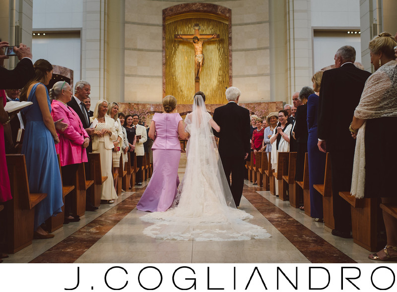 Co-Cathedral of the Sacred Heart Weddings in Houston