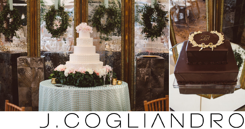 Wedding Cakes at Texas Corinthian Yacht Club in Houston