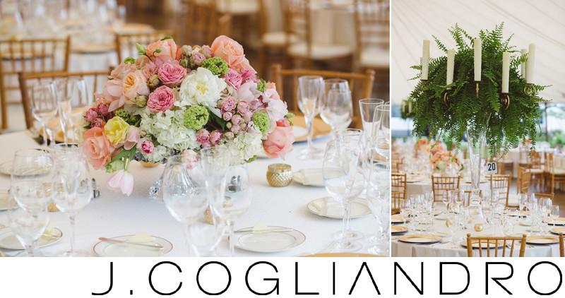 Gorgeous Floral Design at Texas Corinthian Yacht Club