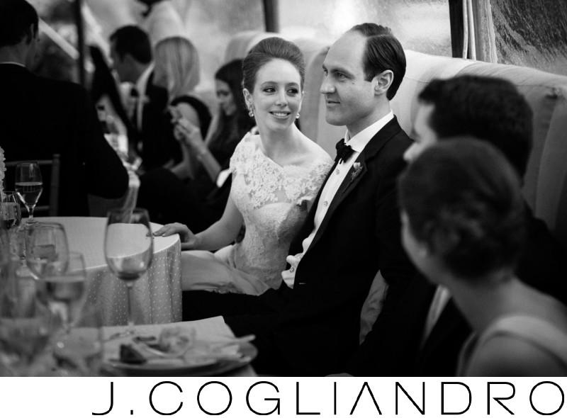 Elegant Wedding Reception Photography Houston Texas