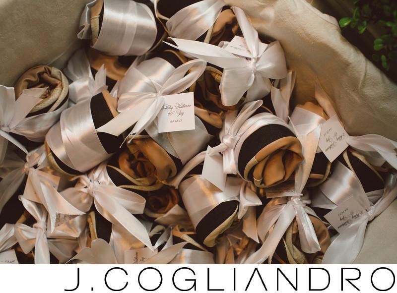 Wedding Details at Texas Corinthian Yacht Club