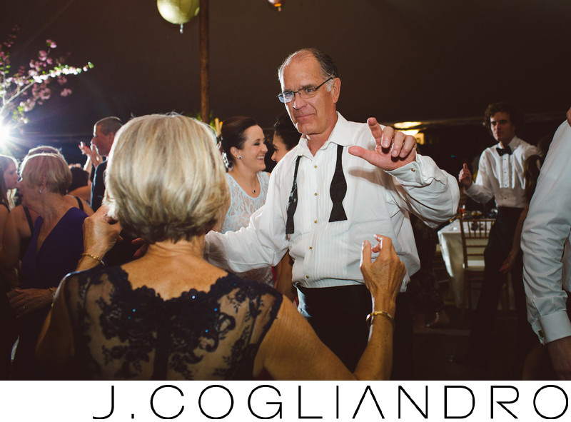 Wedding Guests Let Loose at Texas Corinthian Yacht