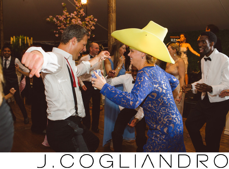 Fun Texas Wedding Reception Photography