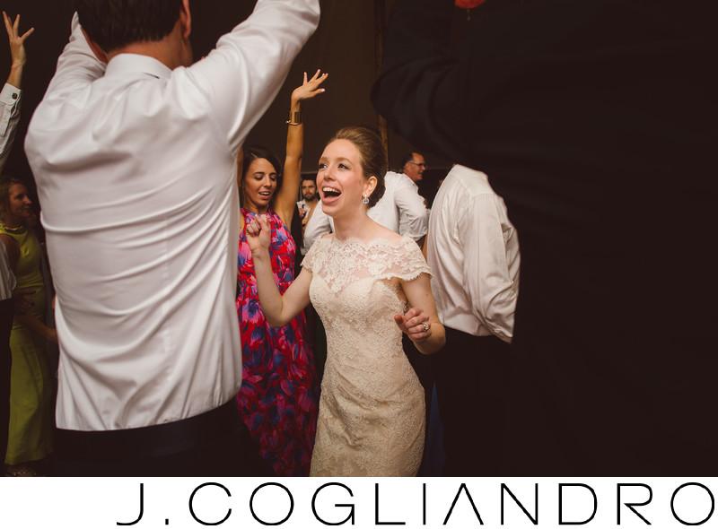 Bride Dances Best Houston Reception Photography