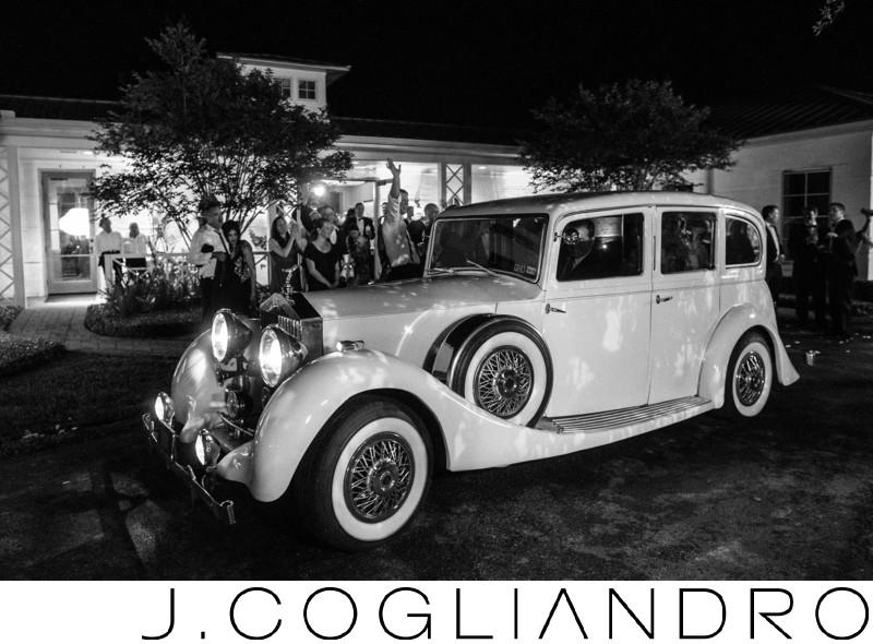 Classic Wedding Details at Texas Corinthian Yacht Club