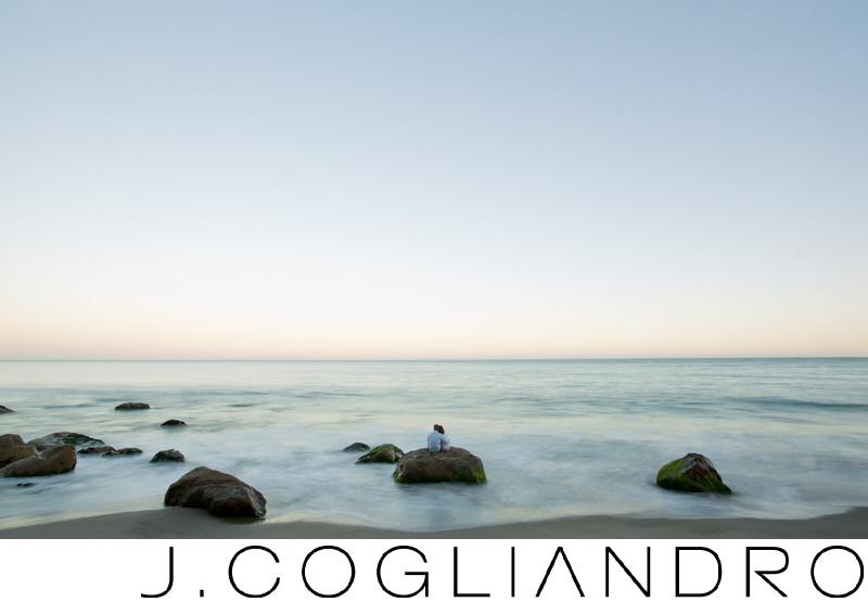 Malibu Engagement Photography