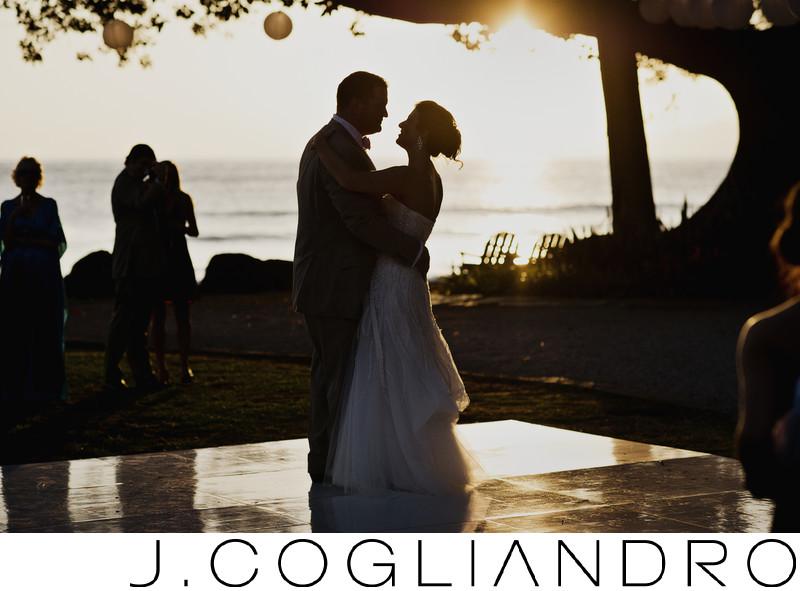 Destination Wedding Photographer - Maui Bride and Groom