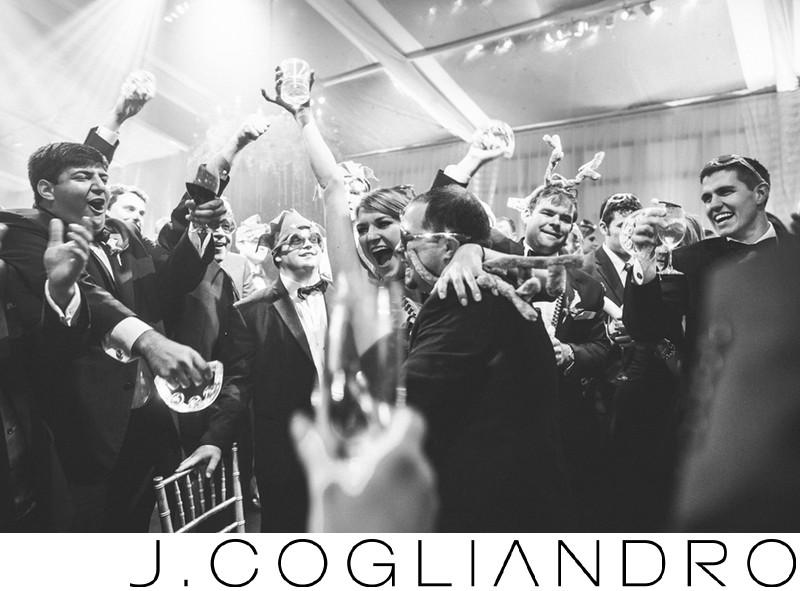 Houston Wedding Reception Celebration Photography