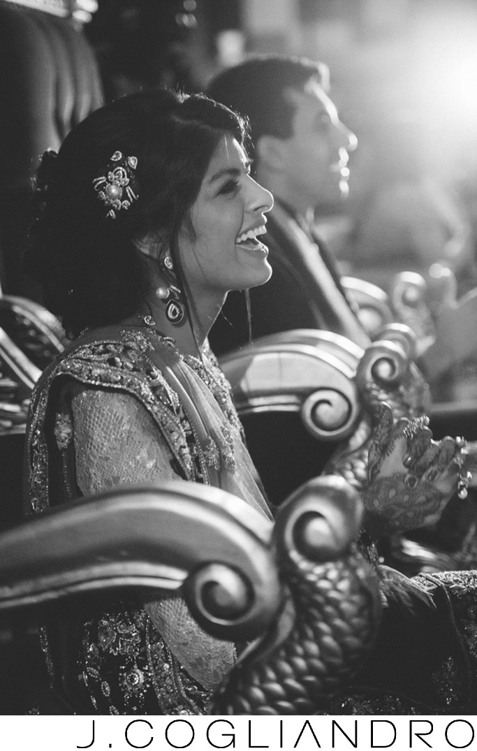 Beautiful Bride Indian Wedding Photography in Houston