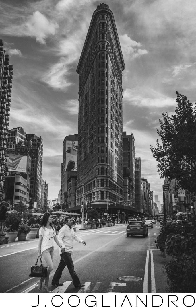 Houston Wedding Photography - New York Engagement Session