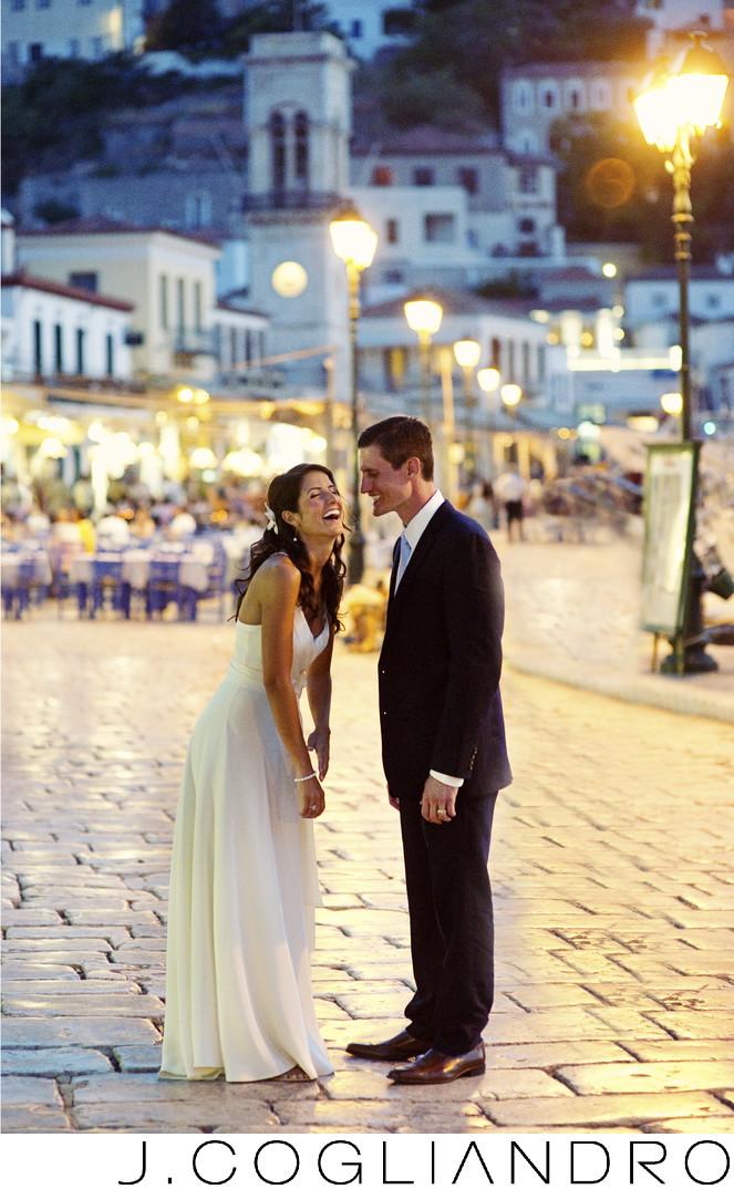 Bride and Groom Moments Greece Wedding Photographer