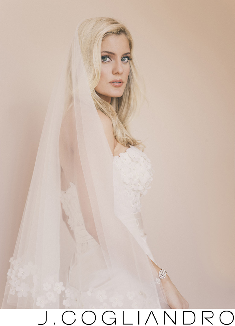 Galveston Houston Wedding Photography - Bridal Portrait