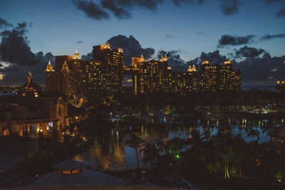 The Atlantis Paradise Island Venue Wedding Photography