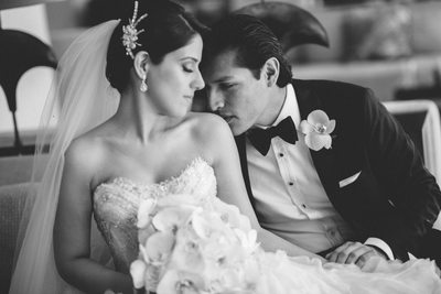 Elegant Fine Art Wedding Photography in Miami