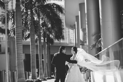 Flight of the Veil Weddings at Epic Hotel Photography