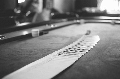 Wedding Day Poker Tournament