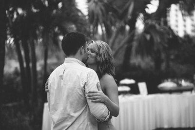 Sweet Kiss Best Destination Wedding Photojournalism