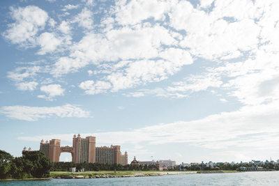 The Atlantis Royal Towers Bahama Reception Venue