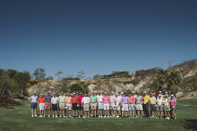 Rory and Beau's Wedding Golf Tournmaent