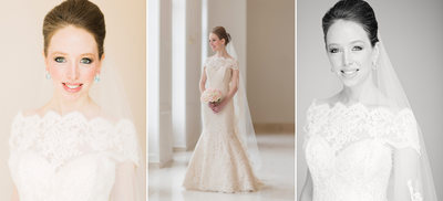 Bridal Portraiture at Hotel Zaza in Houston