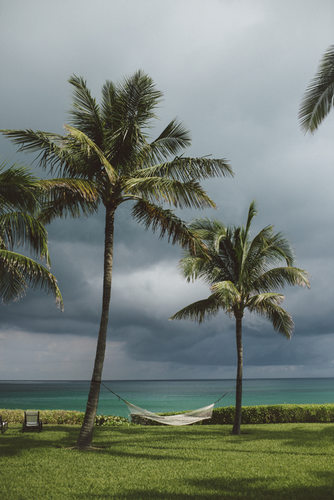 Stormy Skies Wedding Day Photography in The Bahamas