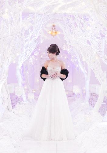 Houston Wedding Photographer - Winter Wonderland