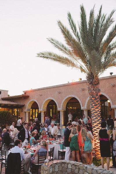 Destination Rehearsal Dinner at Villa Vista Bellena