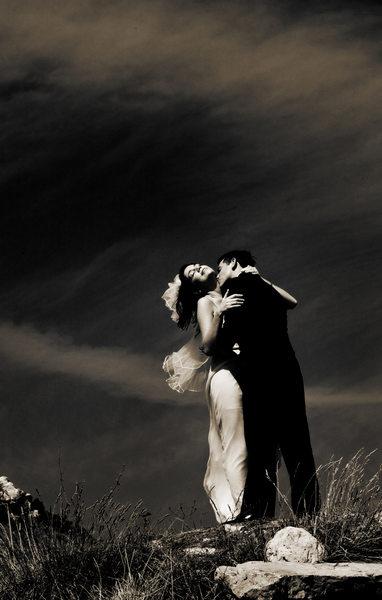 Destination Wedding Photographer - Gibraltar Bride and Groom