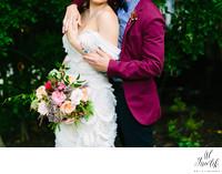 Allen House Wedding