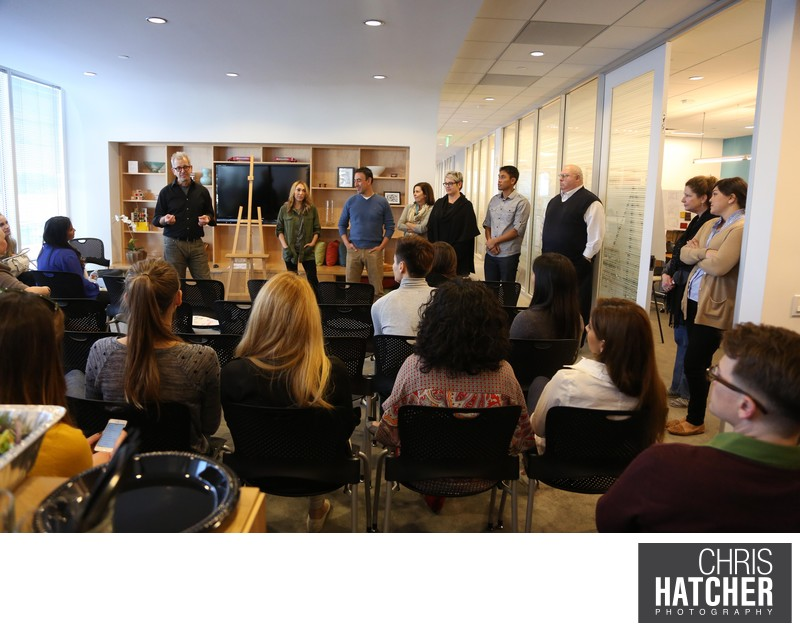 2014 Student Design Charette held at Pivot Interiors in Irvine, CA on February 8, 2014. .