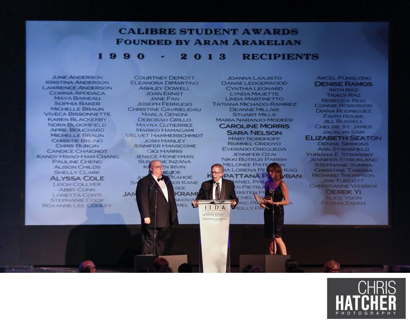 2013 Calibre 25 Awards - Show