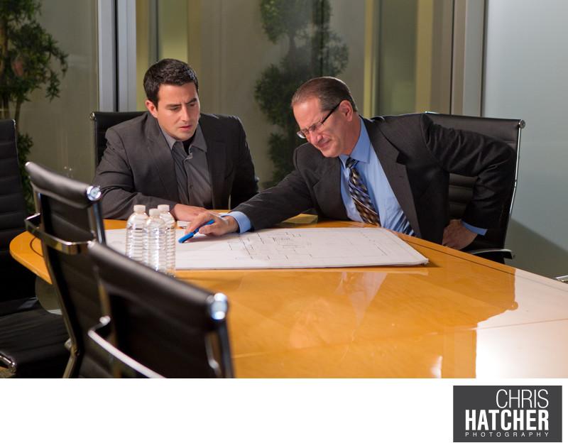 BackBridge - Los Angeles Principal Host Shoot - Raymond Entertainment on March 15, 2012 at Avenue Six Studios.