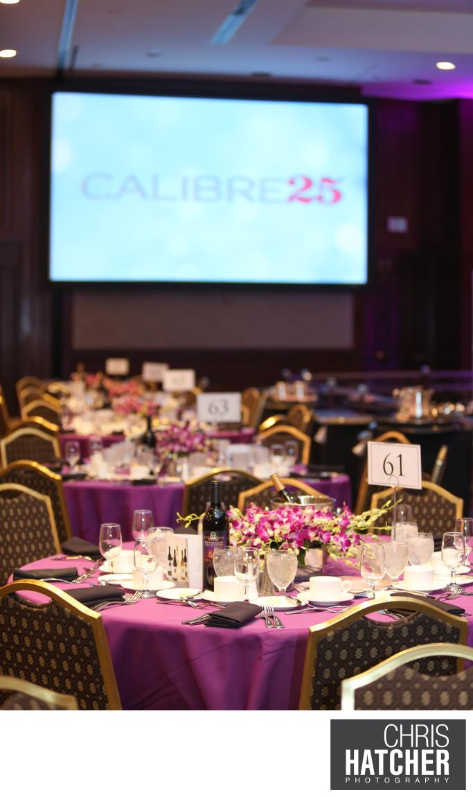 2013 Calibre 25 Awards - Details