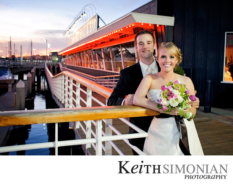 Jack London Square Wedding Photography