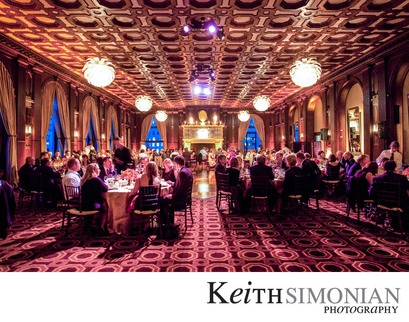 Julia Morgan Ballroom Photography