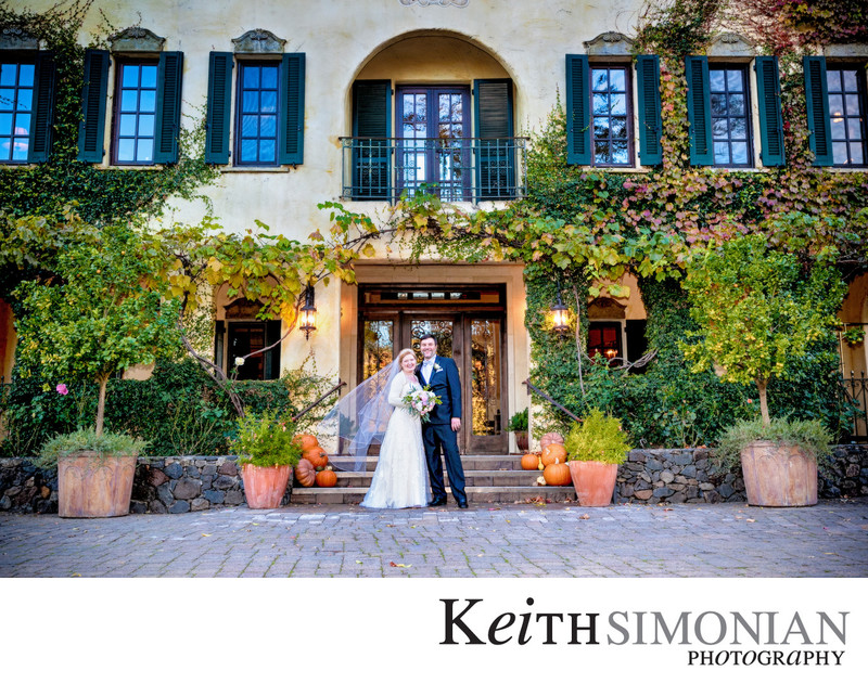 Wedding Photography at the Kenwood Inn and Spa