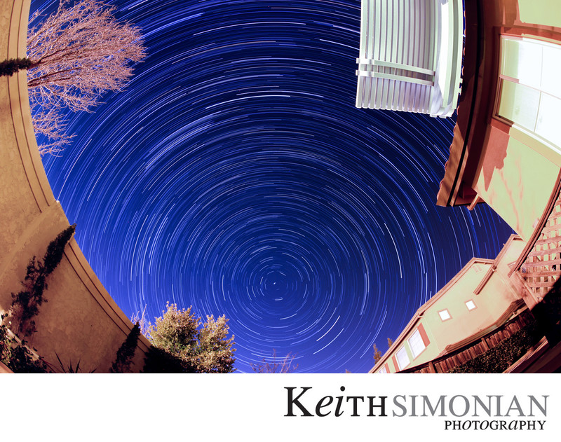 Star Trails - North Star