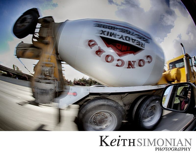 Concord Ready Mix Cement Truck