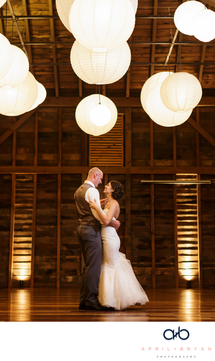 The Country Barn Wedding Photographer