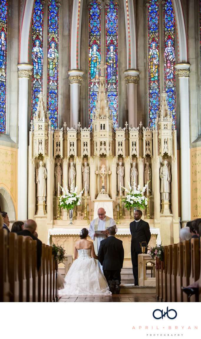 Saint Lawrence Chapel Wedding Photographer